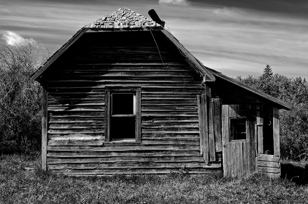 The Once Loved Shack