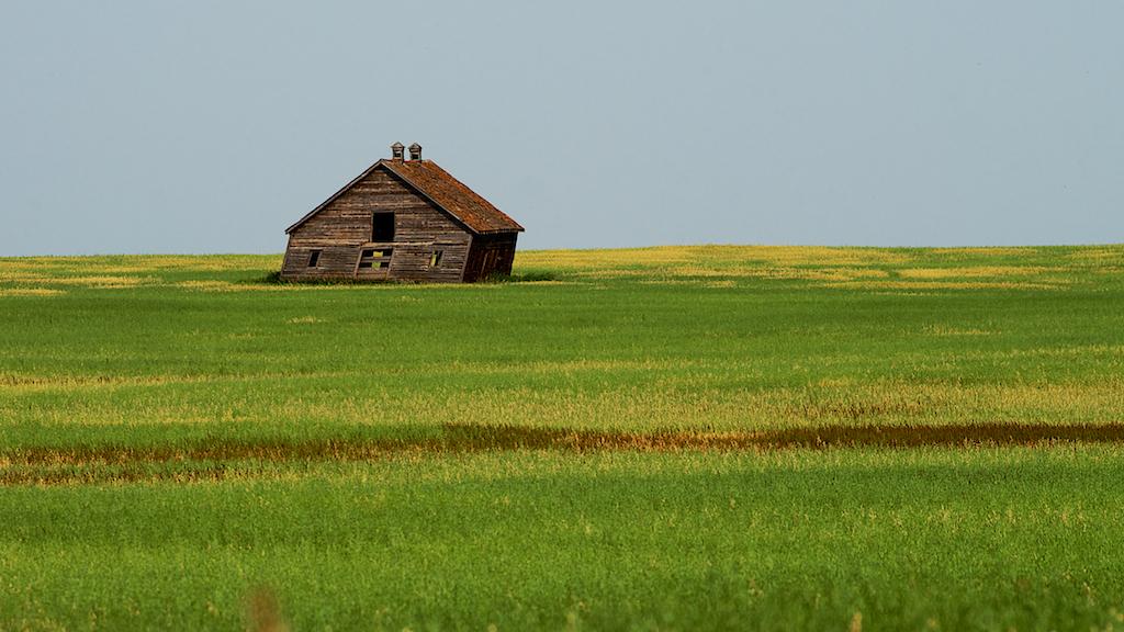 Abandoned Alberta Farmstead