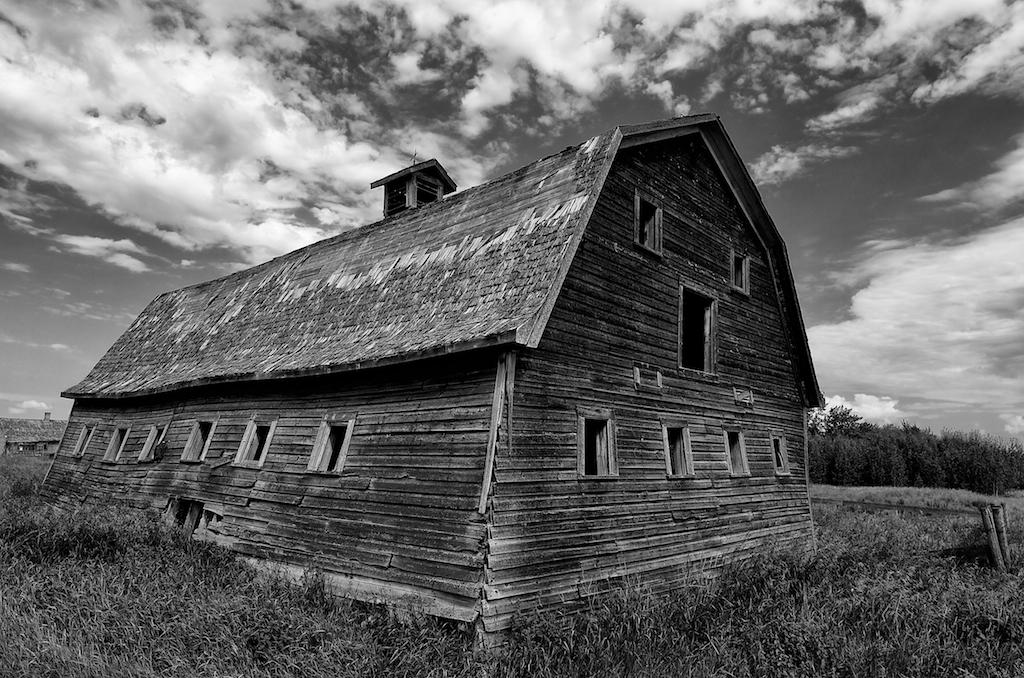 Amazing Barn!