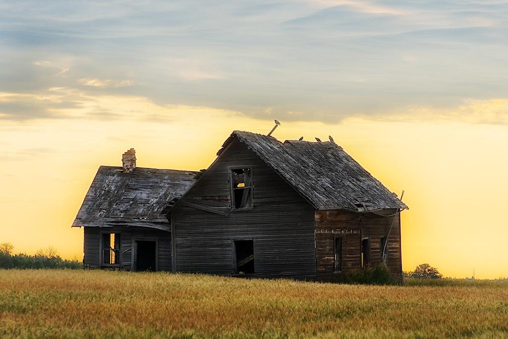 Settler's Pioneer Home