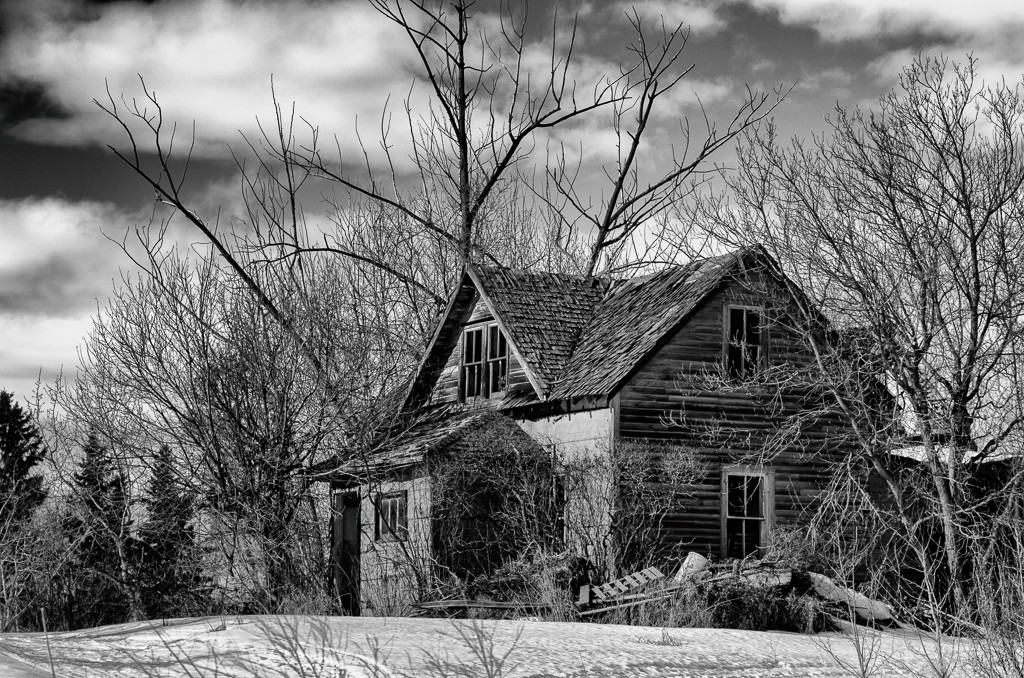 Haunted House Alberta